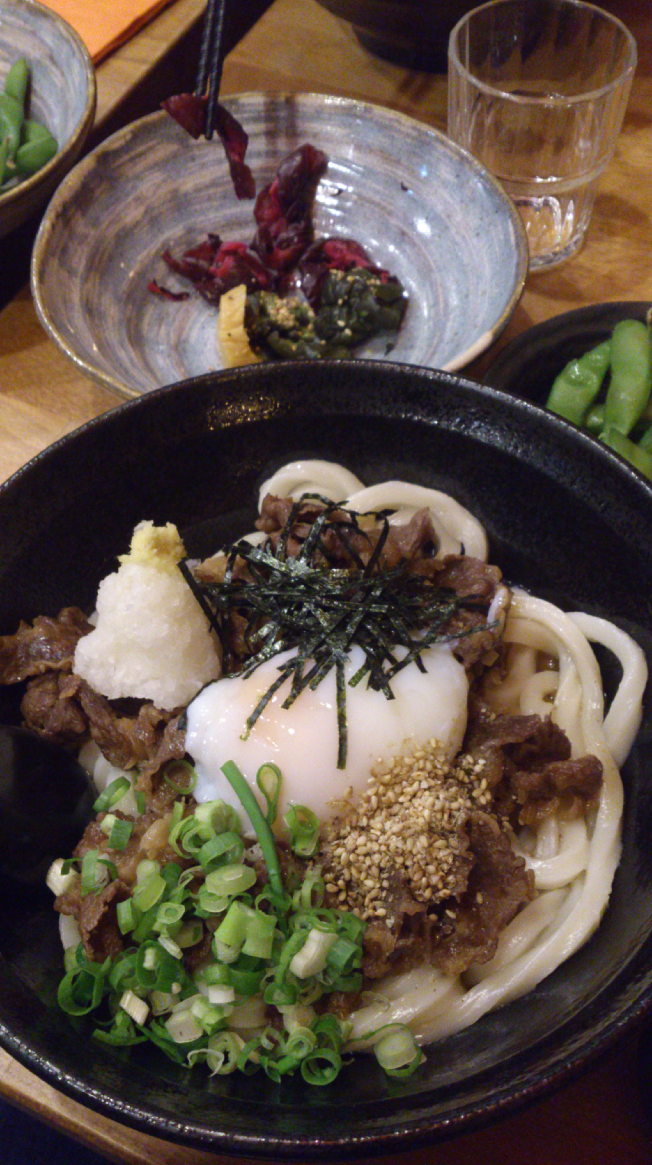 Test restaurant japonais sanukiya culinarium - Restaurant japonais cuisine devant vous ...